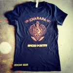 darwins beer shirt charapa spiced porter