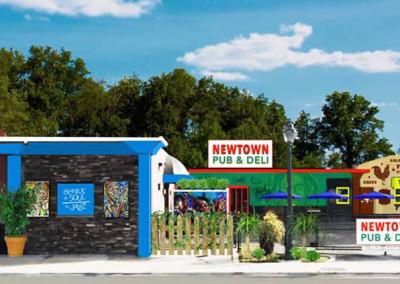Newtown Re-Branding Concept